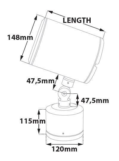 Tube 148 Smd Lens