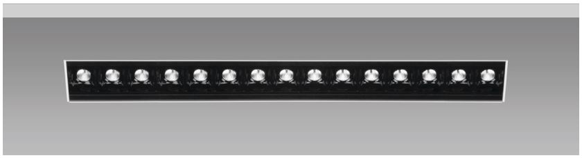 Line 68 Dark 15 Smd Frameless